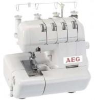 AEG 320 Overlock Maschine
